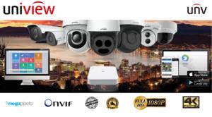 Phân phối camera Uniview ( Camera UNV ) tại Cần Thơ